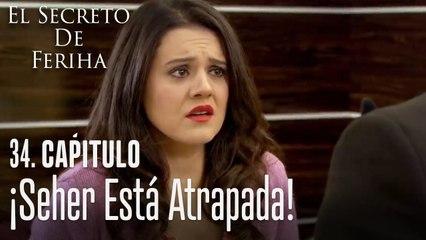 ¡Seher está atrapada! - El Secreto De Feriha Capítulo 34 En Español