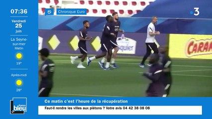 25/06/2021 - La matinale de France Bleu Provence