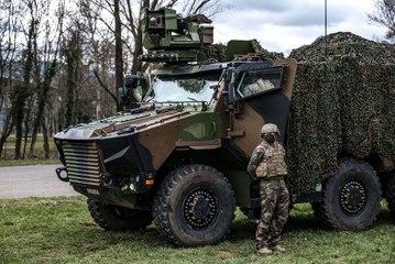 L'armée française accélère la préparation de ses soldats à un conflit de haute intensité