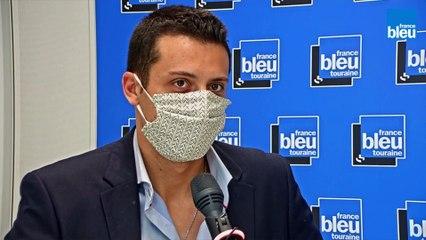 Aleksandar Nikolic, candidat RN aux élections régionales