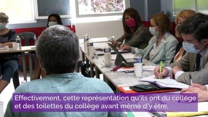 Déplacement de la Mission d'information sur le harcèlement scolaire et le cyberharcèlement