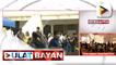 Ilang supporters ni dating Pres. Noynoy Aquino, 'di alintana ang init at ulan makapag-alay lang ng dasal para kay sa kanya