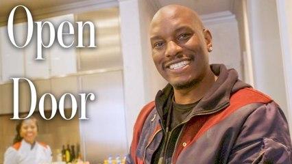 Inside Tyrese Gibson's Atlanta Dream Mansion