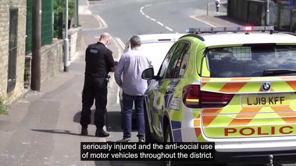 Operation Hawmill Continuing to Tackle Road Safety in Calderdale