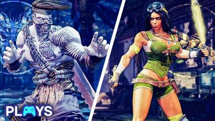 10 Deadliest Killer Instinct Characters
