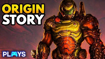 The Doom Slayer's Origin Story Explained