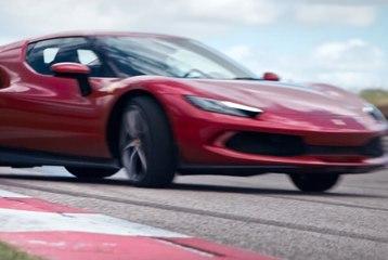 VÍDEO: Ferrari 296 GTB, ¡nos metemos dentro de su motor V6! Alucinante...