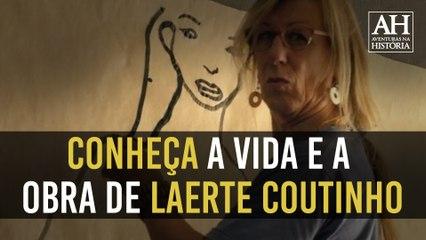 CONHEÇA A VIDA E A OBRA DE LAERTE COUTINHO