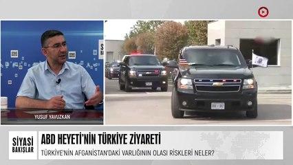 ABD Heyeti'nin Türkiye Ziyareti   HDP Kapatma Davası   İran Seçimleri   Libya Konferansı