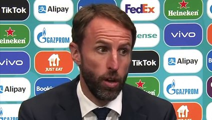 Football - Euro 2021 - Gareth Southgate press conference after Czech Republic 0-1 England