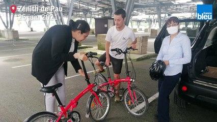 À Pau, un atelier vélo pour des mamans qui n'ont jamais appris à en faire