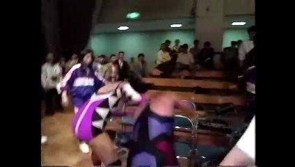 (10/30/92) Shinobu Kandori vs Noriyo Tateno
