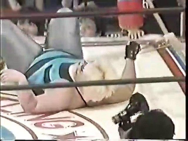 (5/??/86) Bull Nakano vs Dump Matsumoto
