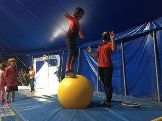 VIDEO. Luynes : le cirque Georget ouvre ses portes aux enfants