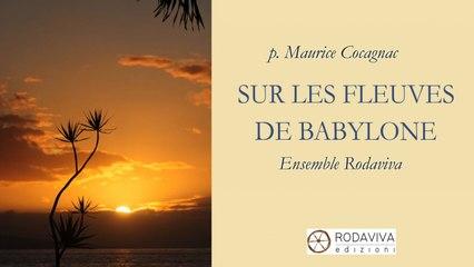 Paola Panicali - SUR LES FLEUVES DE BABYLONE