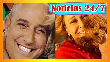 Víctor Sandoval querría quedarse con Ova, la perrit@ de Mila Ximénez, para cuidarla