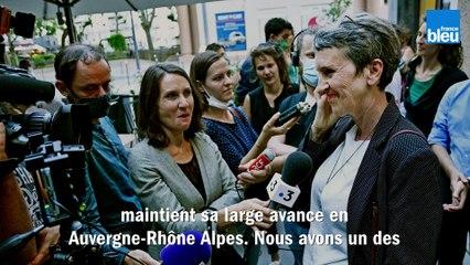 """Régionales 2021 en AURA : pour Fabienne Grebert, """"C'est en siphonnant les idées de l'extrême-droite que Laurent Wauquiez maintient sa large avance"""""""
