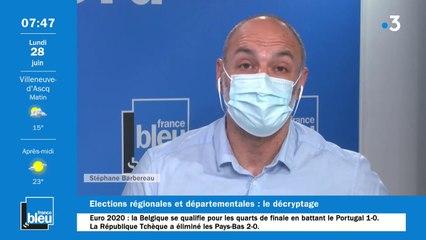 Régionales dans les Hauts-de-France : ce qu'il faut retenir du second tour