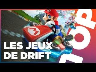 TOP 10 DES MEILLEURS JEUX DE DRIFT