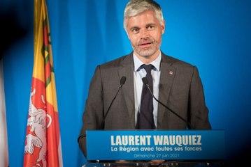 Régionales en Auvergne-Rhône-Alpes : la candidate écologiste accuse Laurent Wauquiez d'avoir « siphonné les voix de l'extrême-droite »