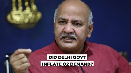 AAP Vs Centre Over Supreme Court Panel's Report On Delhi Oxygen Demand  Who's Right