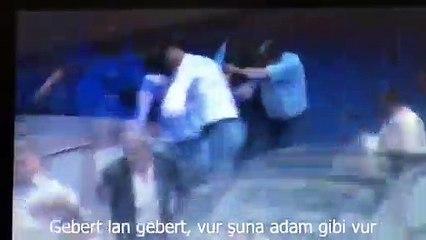 Metin Lokumcu davası   Polis müdahalesi kamerada