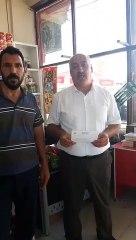 AKP'li Belediyenin zabıtları, CHP İlçe Başkan Yardımcısının dükkanını bastı