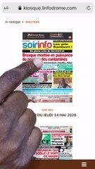 COMMENT ACHETER VOTRE JOURNAL (Soirinfo & Linter) EN LIGNE SUR LE KIOSQUE LINFODROME MTN