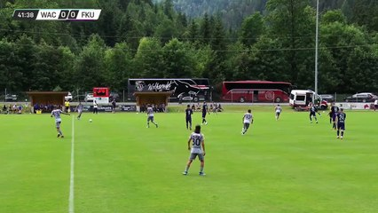 RELIVE: WAC v FK Ufa 29.06.2021