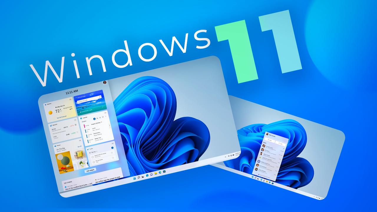 WINDOWS 11 : GROSSES Nouveautés, Compatibilité, Applications Android sur PC, on vous explique tout !
