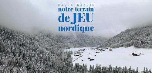 Haute-Savoie, notre terrain de jeu nordique : L'entretien du_domaine de_ski_de_fond