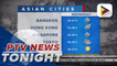 PAGASA: Southwest monsoon prevailing over extreme northern Luzon