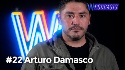 Arturo Damasco WANZ Talks