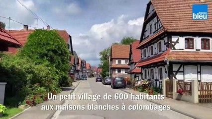 Depuis son titre de village préféré des Français, Hunspach accueille de nombreux touristes