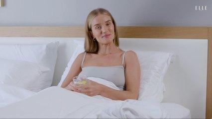 Waking Up With: Rosie Huntington-Whiteley
