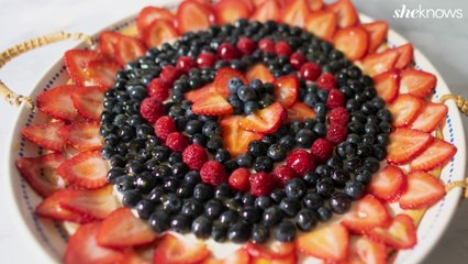 Sugar Cookie Berry Pizza: How to Make a Show-Stopping July 4th Dessert in Just a Few Easy Steps