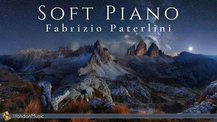 Fabrizio Paterlini - Soft Piano - Relaxing Piano Pieces