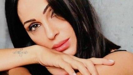 Anna Tatangelo, bomba sexy in costume da bagno: il commento di Francesco Renga alla foto caliente