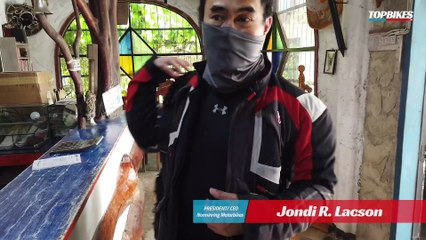 Adto na ta! Ride ta Mindanao: Let's Eat at Mojicans