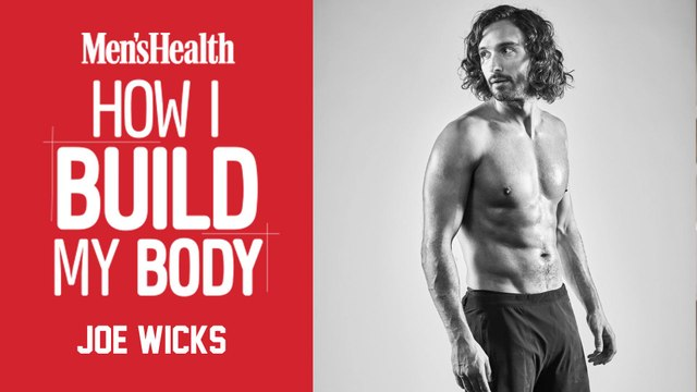 Joe Wicks, The Body Coach, Shares His Full-body Lean Muscle Workout