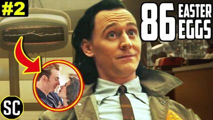 LOKI Every Clue The Variants Were Actually [SPOILERS]  Marvel Series EXPLAINED