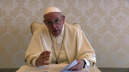Vídeo-mensaje del Papa para empresarios cristianos en Argentina