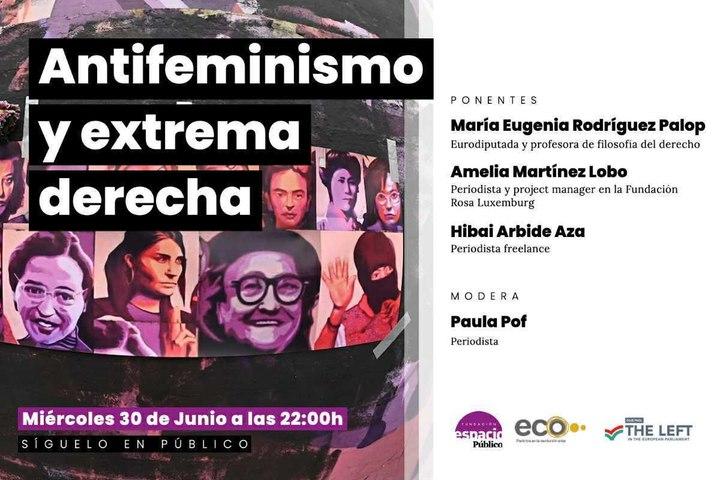 DEBATE | Antifeminismo y extrema derecha