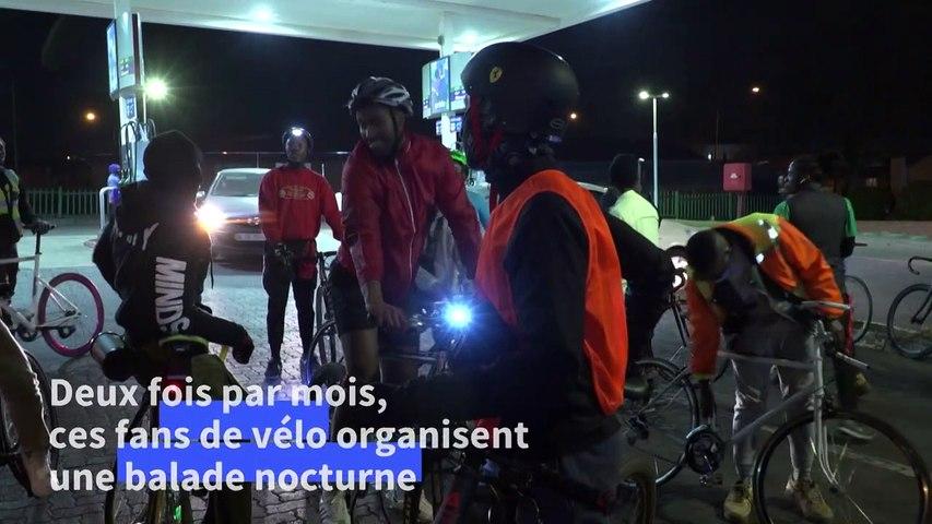 En Afrique du sud, de jeunes cyclistes noirs à l'assaut de Soweto