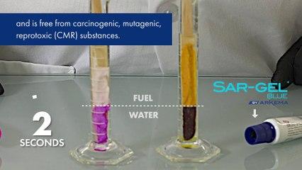 Introducing SAR-GEL BLUE - comparison video