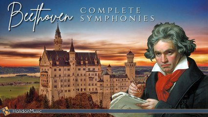 Various Artists - Beethoven: Complete Symphonies