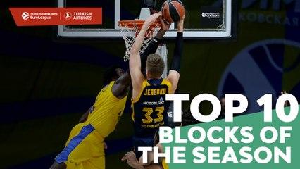 Top 10 Blocks of the 2020-21 Season