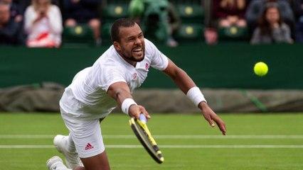 """Wimbledon 2021 - Jo-Wilfried Tsonga : """"Je ne sais si je pourrais rejouer à Wimbledon"""""""