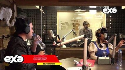 Cositas sigue en vivo en cabina para La Caminera con El Capi Pérez, Fran Hevia y Fer Gay (441)