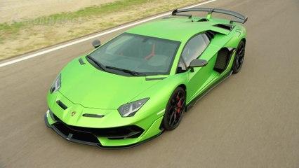 Lamborghini Aventador - 10 innovazioni in 10 anni di storia